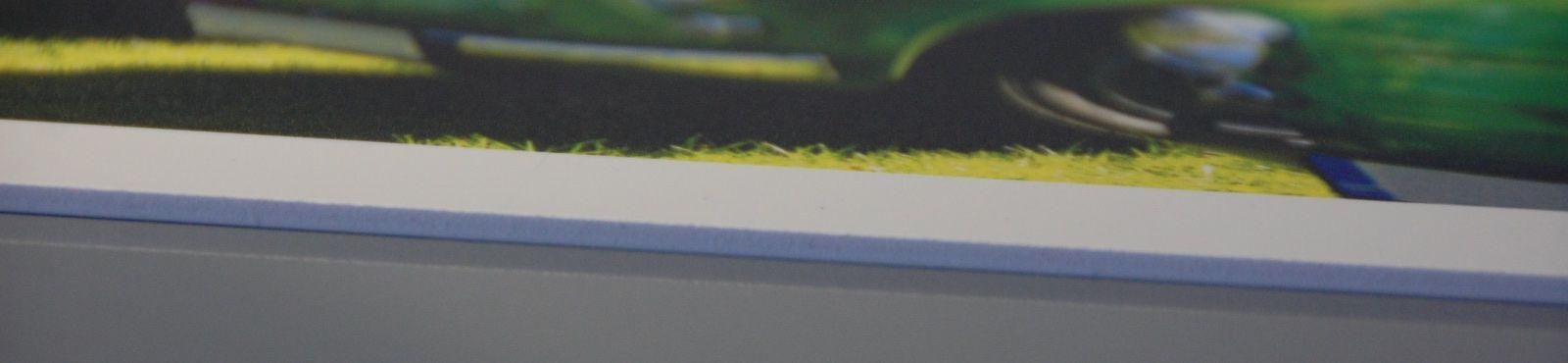 Stampa su un pannello di forex